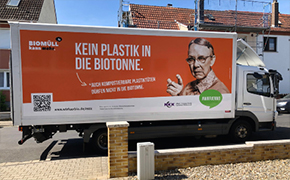 feature Kein Plastik in die Biotonne